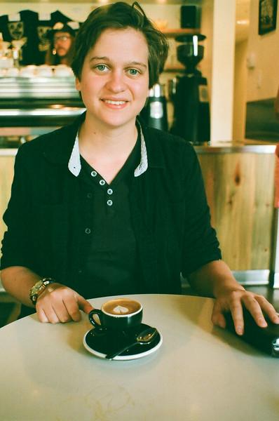 Emily's Espresso at Pablo's Coffee, Denver, Colorado