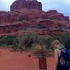 Bouldering in Sedona, Arizona