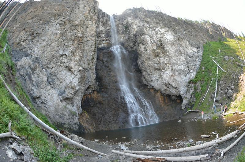 Angel Falls, Yellowstone