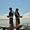 Fishing Lake Yellowstone