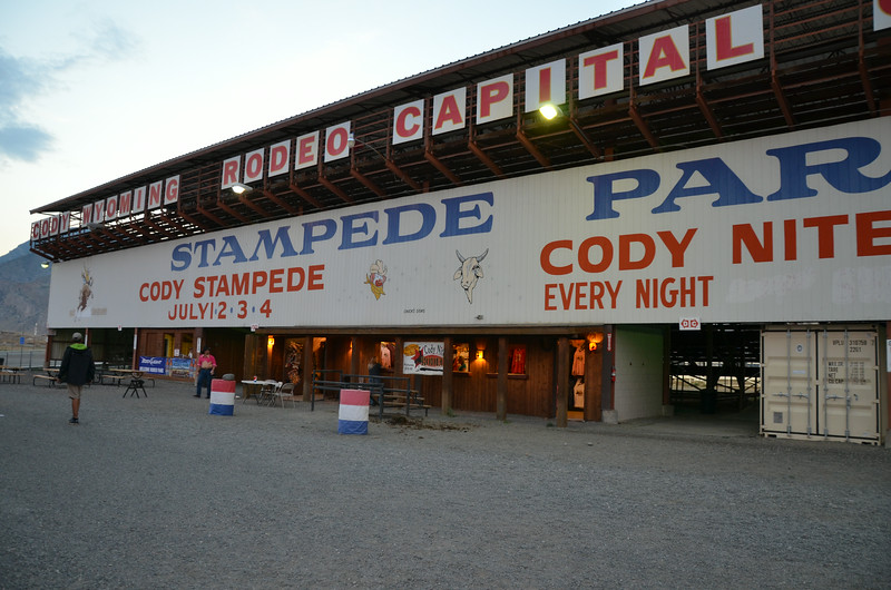 Cody, Rodeo capitol of the World, Wyoming