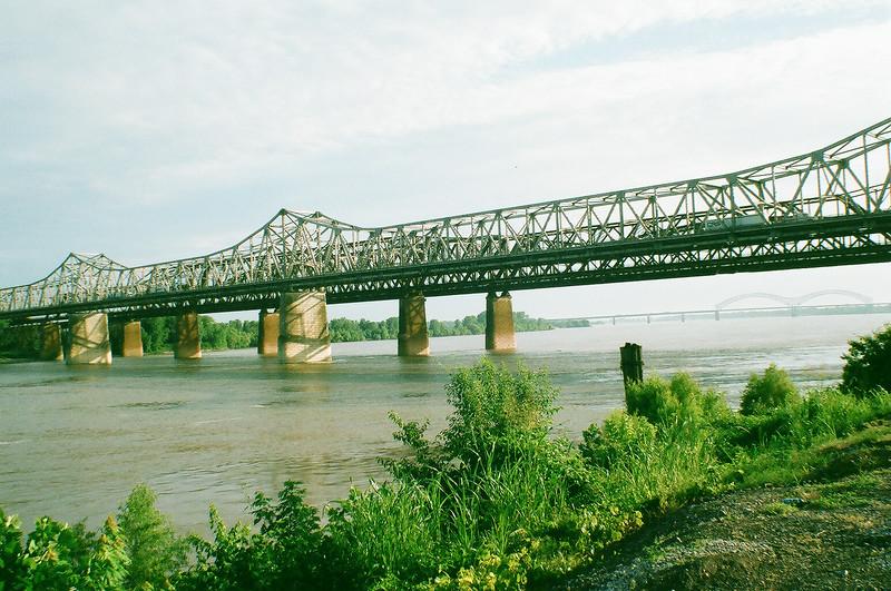 Tennessee/Arkansas Border, Memphis Tennessee