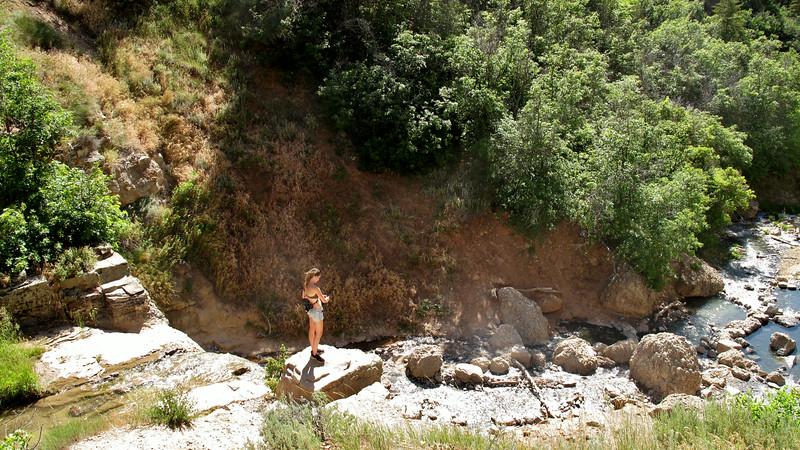 Hot Springs, Uinta NF