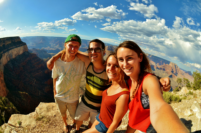 The Grand Canyon Crew