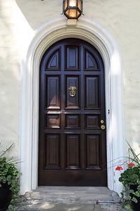 #2 Ornate door knocker