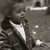 Seeing a black child and instinctively photographing as if catching something unusual speaks for the time. The old rules that keep black and white people segregated are cast aside that summer. Yet this photograph of a black child playing in Golden Gate Park seems cutting edge at the time.