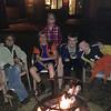 First bonfire - april