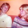 Japan Ski Trip 1981 - Tom and Leslie