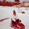 Japan Ski Trip 1981 - Anna