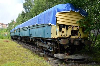Class 311 EMU Coach Sc76433 / 936103/977844 ex 311103    11/07/16