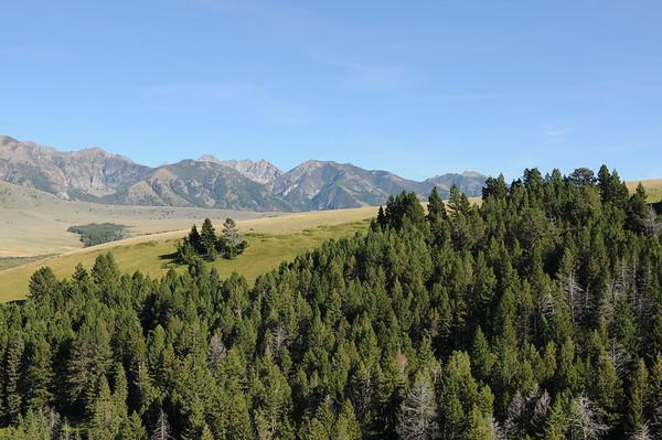 Sun Ranch Aerial & Landscapes