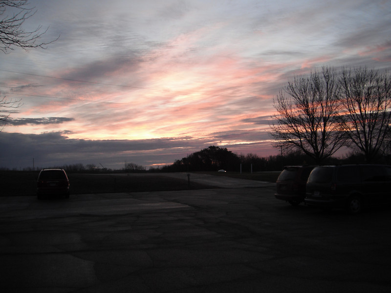 """November 1st 2011 after 8am at my workplace (Stevens County DAC)... <a href=""""http://stevenscodac.org/"""">http://stevenscodac.org/</a>"""