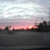I took this shot on my way to work (last week of October 2012) as I notice how beautiful this sunrise was along Green River Road in Morris, Minnesota.