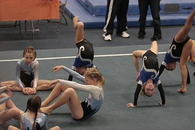 Suncoast gymnastics meet 11/14/09