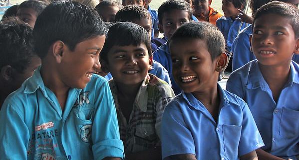 Sundarban India Project, Feb. 2012