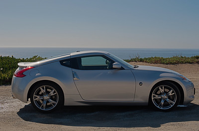 370z on the coast