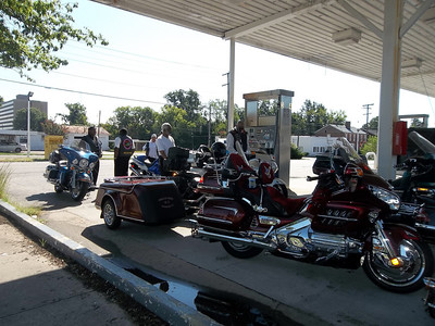 Sunday Ride to Baby Gurl's Church in Petersburg 2012