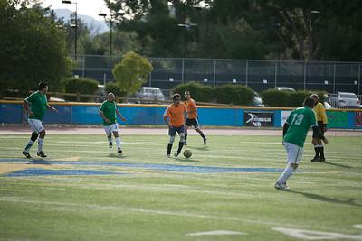 Sunday Soccer Game