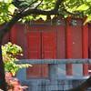 The doors at the Panda exhibit, Memphis Zoo