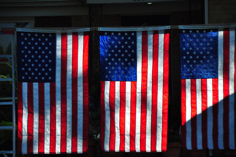 Flags. Memphis, TN