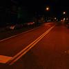 25 steps- darkened street