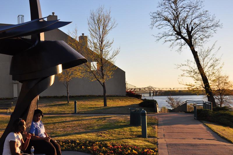 Vance Park, Memphis ( south )
