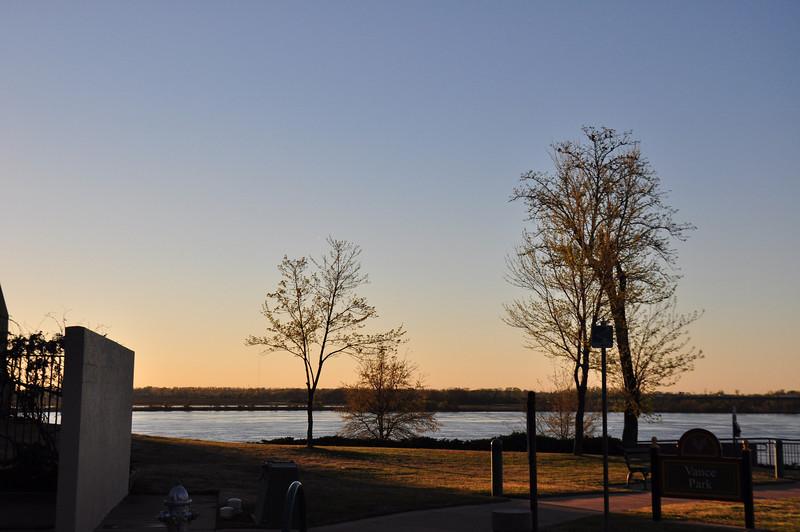 Vance Park, Memphis ( west )