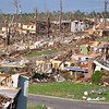 Pratt City Alabama. Photo taken from a gas station wiped clean from the foundation