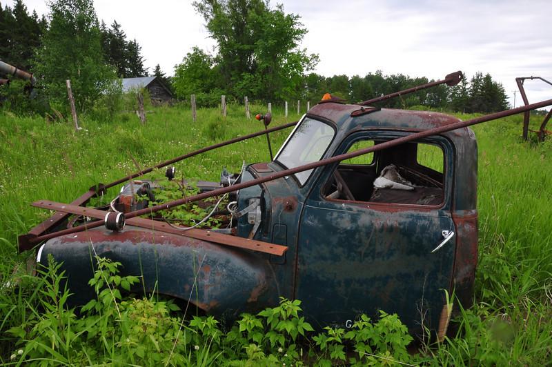 Truck. Greaney, MN