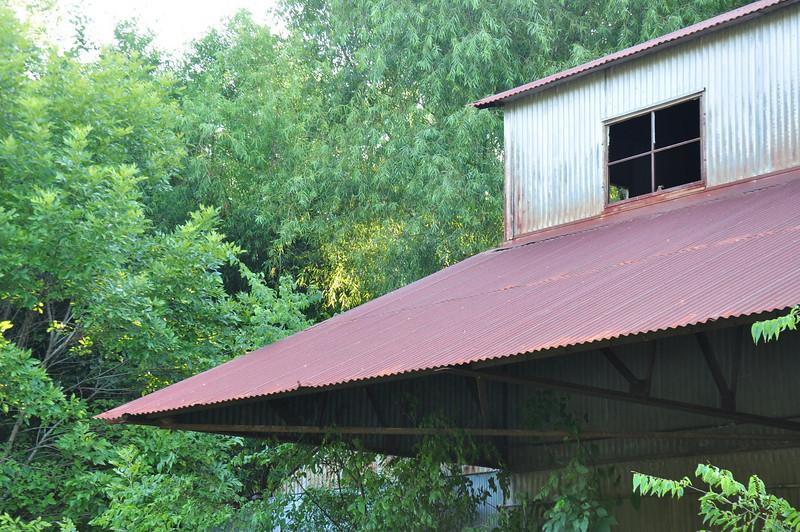 Old warehouse, Frog Jump, TN