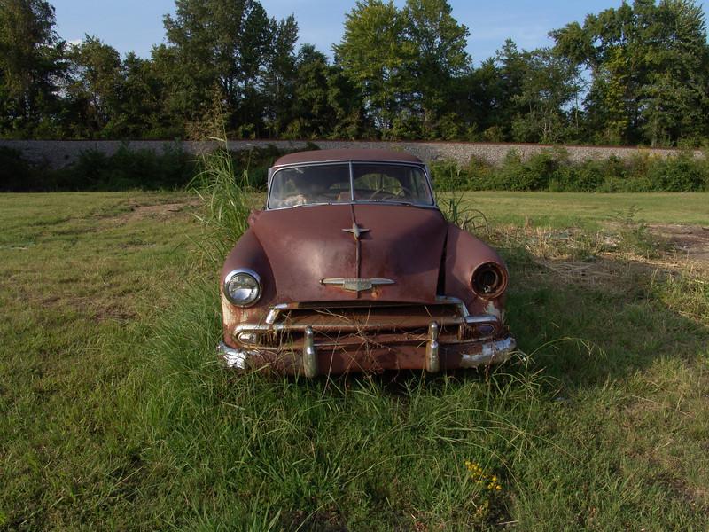 Old car. La Grange, TN