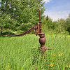water pump between Greaney and Orr MN