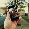 Me and my I phone- Downtown Memphis, TN
