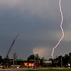 Thunder storm north of Memphis 9/25/2011