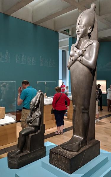 Sunken Cities Exhibit St. Louis Art Museum