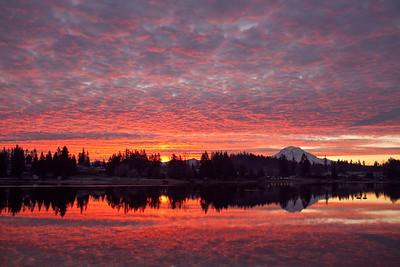 Sunrise 12-13-2011