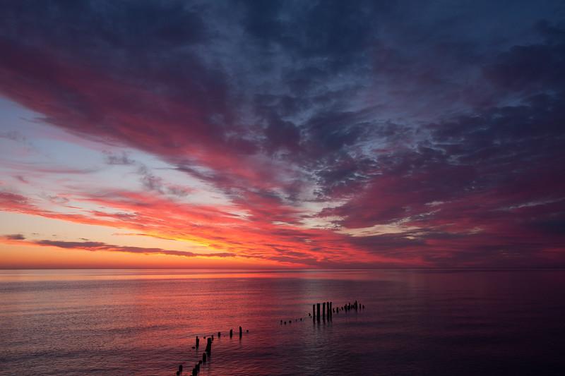 Evanston sunrise 2
