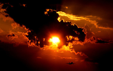 Sunrise & Sunset (Travel photography)
