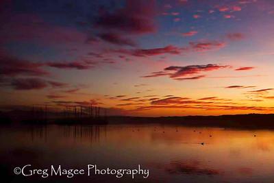 Moss Landing Sunset 3