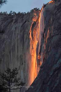 Horsetail Falls 2