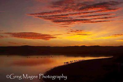 Moss Landing Sunset 2