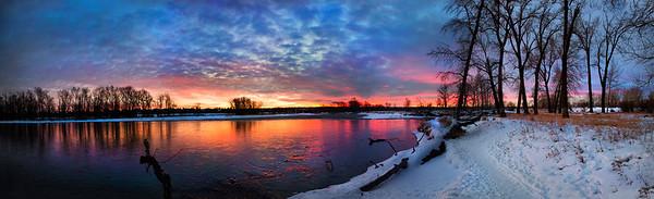 Colourful Panorama Jan 21, 16