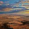 Sunrise Over Steptoe Butte
