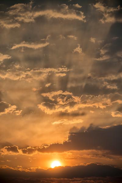 Brilliance Fades & Sun Beams Appears Aug 14 16
