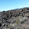 7.23.15 <br /> Lava Butte hike thru the lava rock