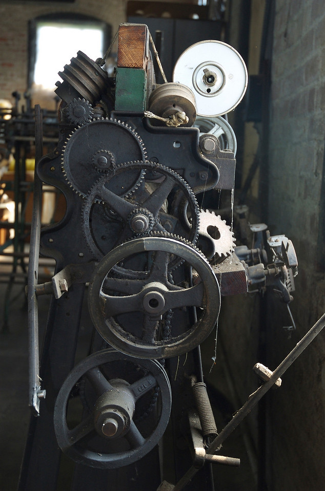 Sunset Line and Twine Machine
