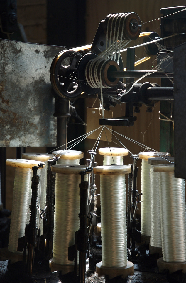 Sunset Line and Twine Spools