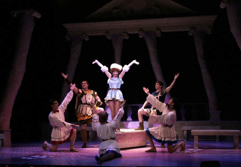 Olympus on My Mind, Briston Riverside Theater 2005