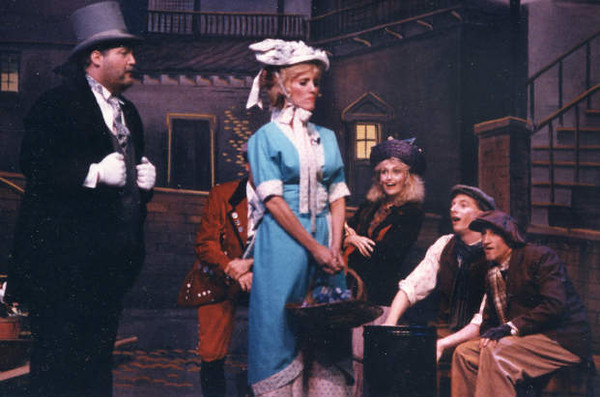 My Fair Lady, Garland Summer Musicals, 1990?
