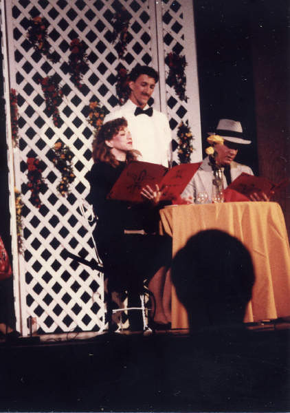 2nd production of Guys and Dolls, Garland Summer Musicals 1988